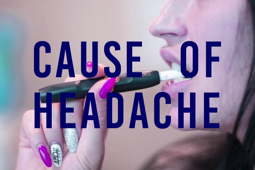 アイコス 頭痛